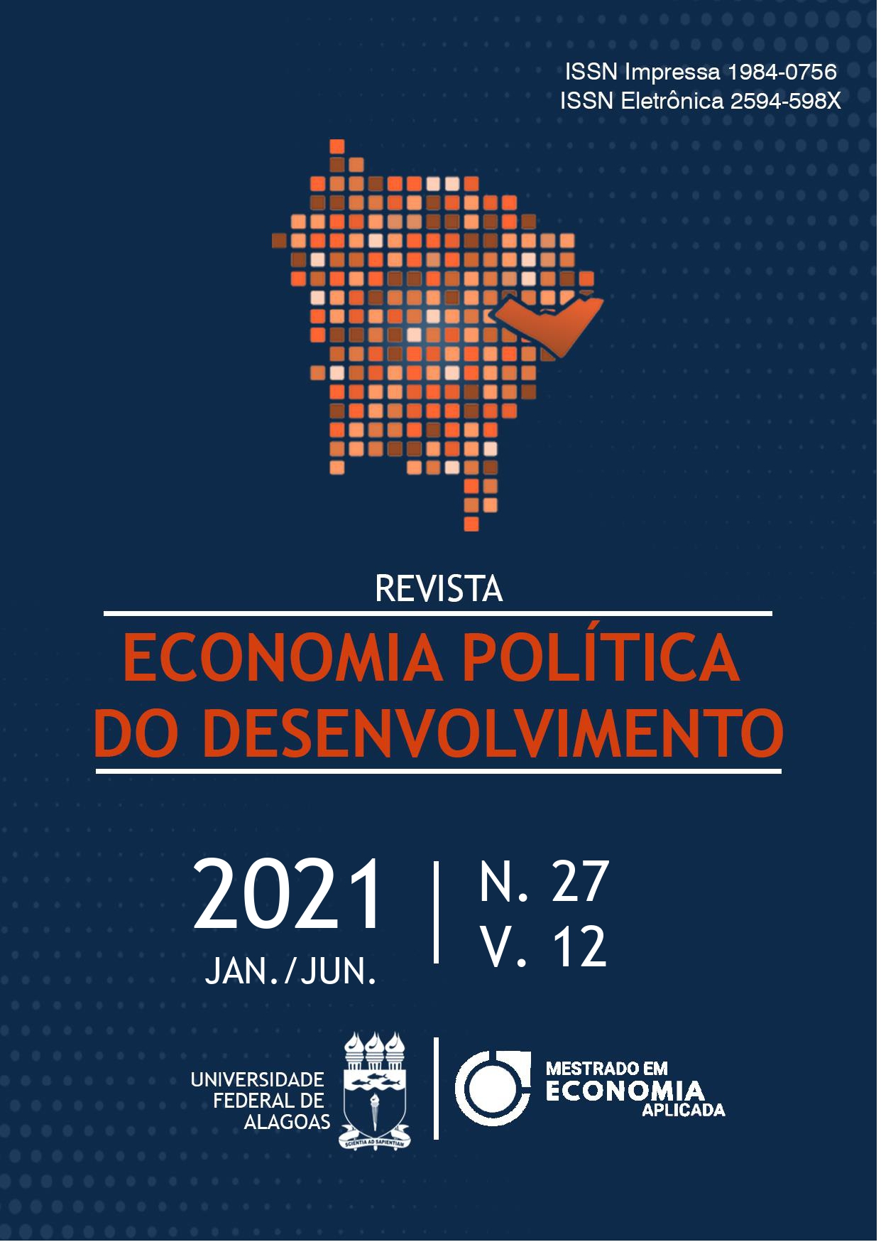 Visualizar v. 12 n. nr.27 (2021): Edição Revista