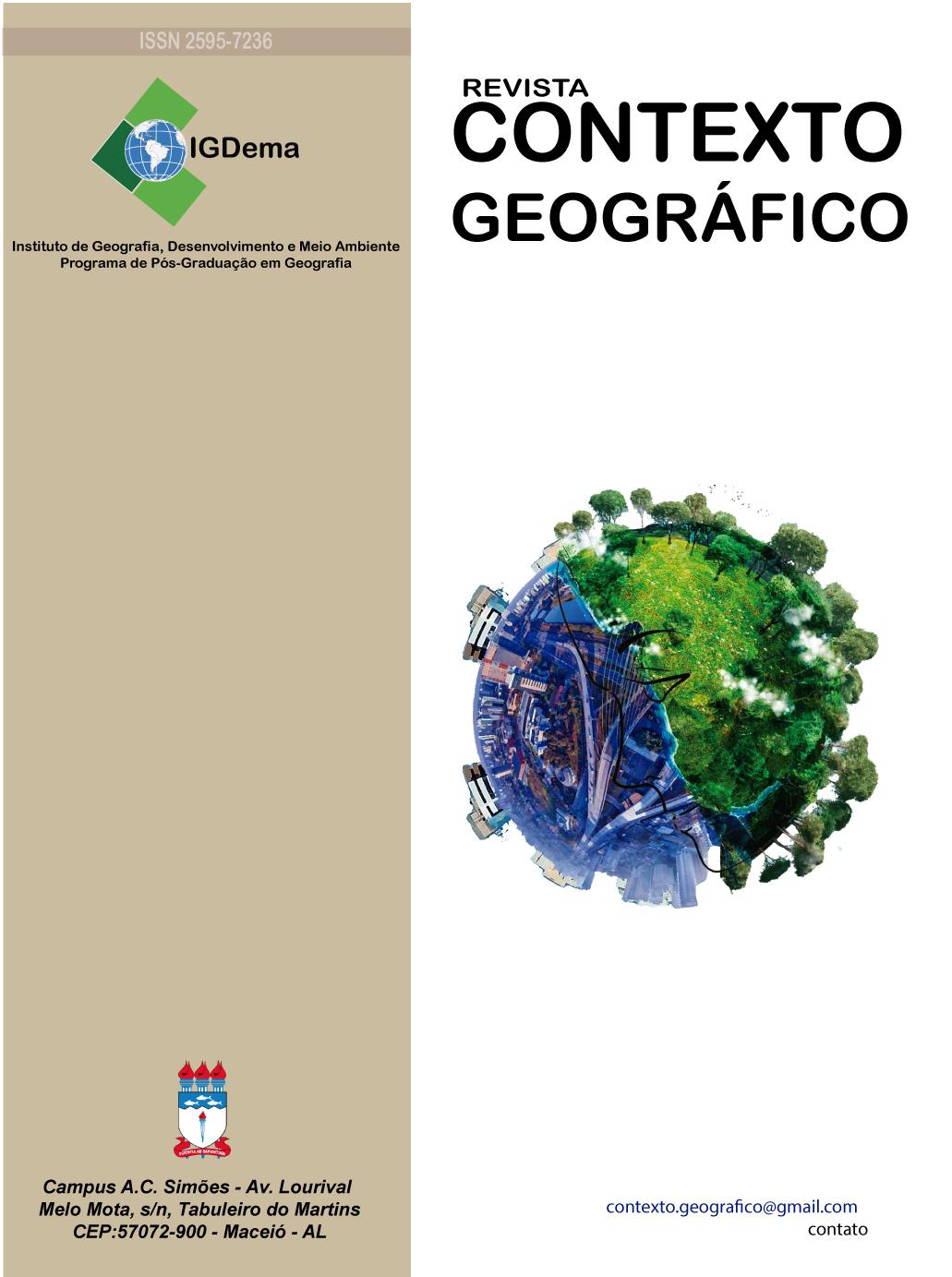 Revista Contexto Geográfico